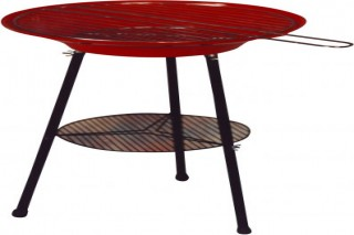 Coal Grill with Stand